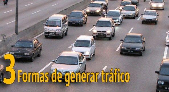 Generar tráfico