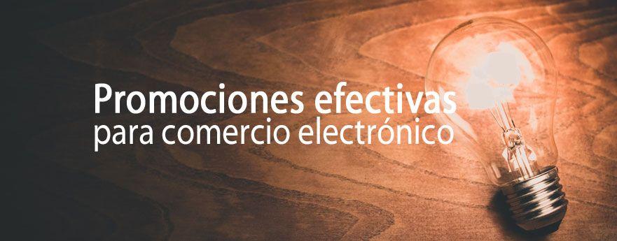 promociones efectivas ecommercce