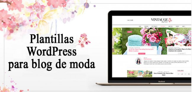 plantillas wordpress para blog de moda